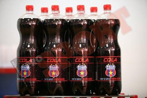 Cola Steaua