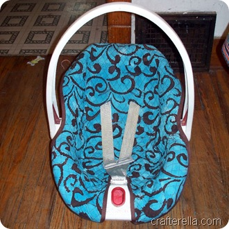 carseat liner