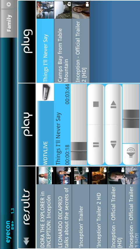 Eyecon - screenshot