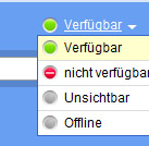 Chat Status @ Orkut