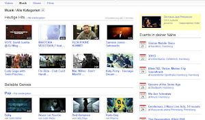 YouTube Music: Veranstaltungstipps