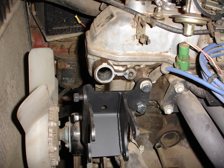 Trail Gear Power Steering Pump - Pirate4x4 Com : 4x4 and Off