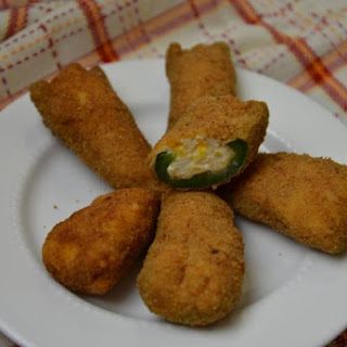 Jalapeno Poppers.