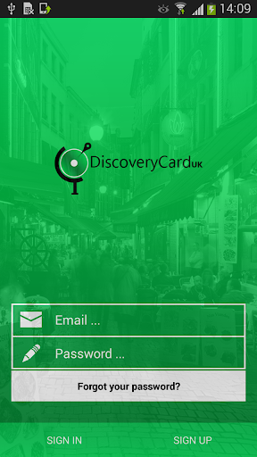 Discovery Card UK