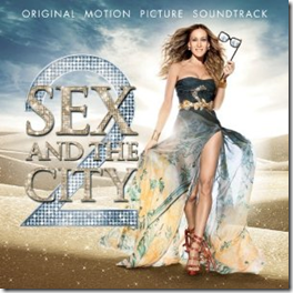 Songs in sex and the city the movie