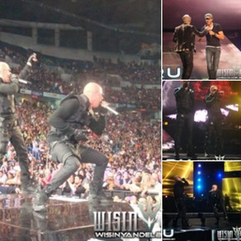 Fotos: Wisin & Yandel ''La Revolucion World Tour'' @ Choliseo de Puerto Rico (04/12/09)