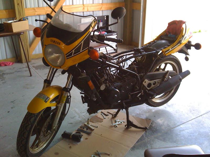 rz350 kenny roberts ed  barn bike   13x Forums