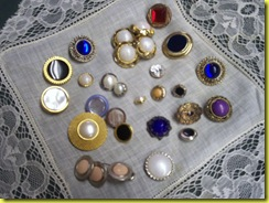 Jeweled Buttons