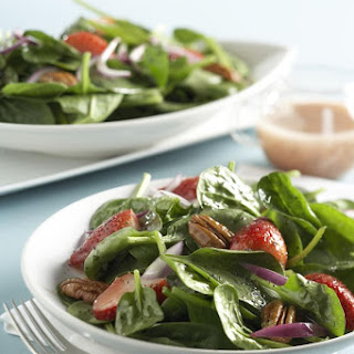 Berry Spinach Salad.