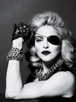 Madonna in Interview magazine | Photgraphy: Marcus Piggott & Mert Alas