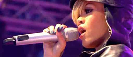 Rihanna at Radio 1's big weekend | Live performance