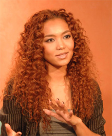 Crystal Kay's interview with Music LTD