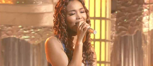 Crystal's televised performance of 'I pray' | Live performance