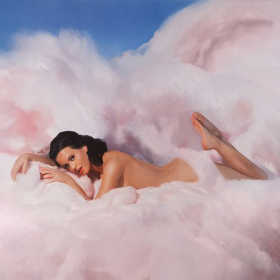 Katy Perry - Teenage dream | Album art