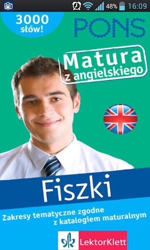Fiszki - matura angielski Free