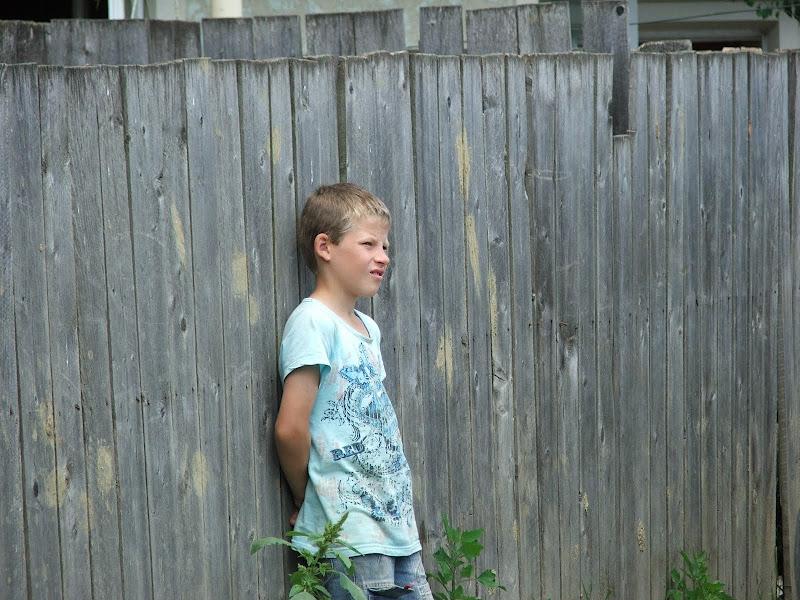Unii copii au adunat atata blazare in ei incat poti jura ca sunt adulti :(