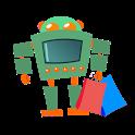 Robo Shopper Low Price Finder icon