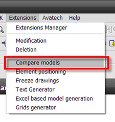 Revit : Comparing Revit models and drawings