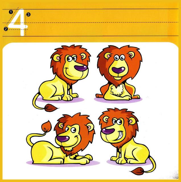 Imagenes Numeros Del 1 Al 10 Para Imprimir