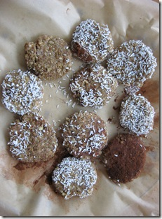 Koekjesdeeg pindakaas koekjes 3