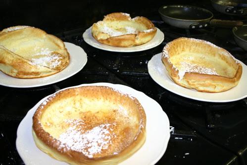 InnSane: Dutch Baby Breakfast Dish