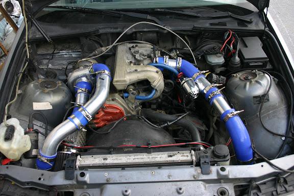 E36 M40 318i Turbo
