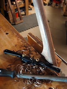 Sculpted Rocking Chair