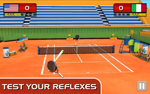 Play Tennis 2.2 screenshots 2