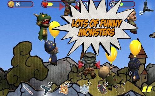 Monster of Puppets - screenshot thumbnail