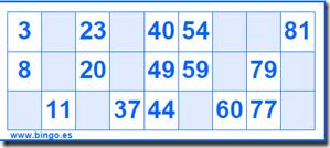 Blog De Imágenes Generador De Cartones De Bingo Para Imprimir