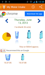 My Water Intake