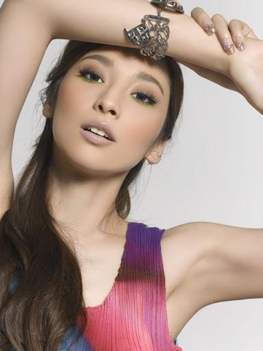 Green Eyes Celebrity: Taiwan Beautiful Supermodel Pace Wu