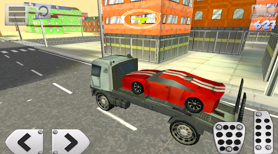 Truck Simulator Recovery Truck- screenshot thumbnail