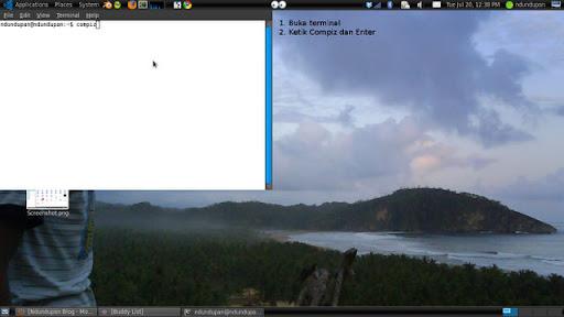 Minimize, Restore dan Close button hilang di ubuntu 2