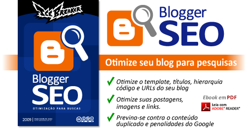 eBook Blogger SEO
