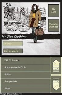 My Size Clothing