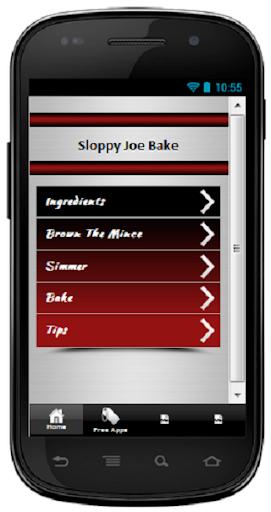 Sloppy Joe Bake