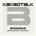 Kakao talk theme – BIGBANG logo