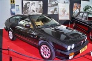 9 Alfa Romejo GTV (1983)
