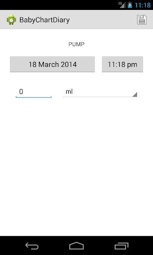 【免費工具App】Baby Chart Diary 2-APP點子
