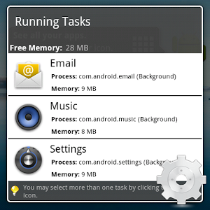 Android hide app from task manager
