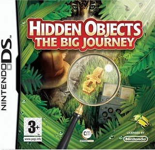 Hidden Objects: The Big Journey v03 (Europe) [MULTI5/FR] - DS [UD]