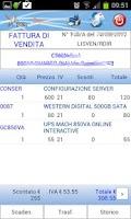 Screenshot of gestionale Pegaso Smart