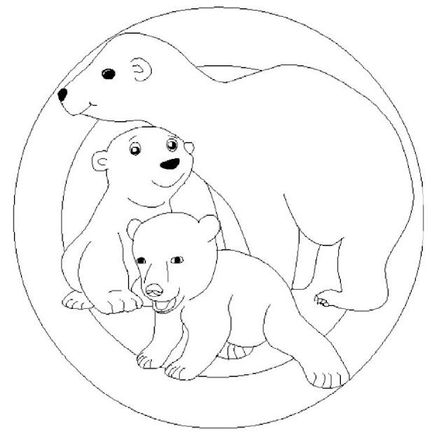 MANDALAS DE ANIMALES PARA PINTAR Y DECORAR