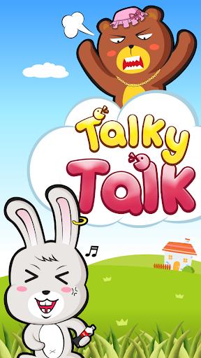 トーキートーク(Talky talk)- キャラクター通訳機