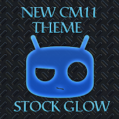 NEW CM 11 THEME STOCK GLOW