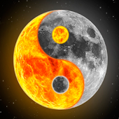Fire Yin Yang Live Wallpaper