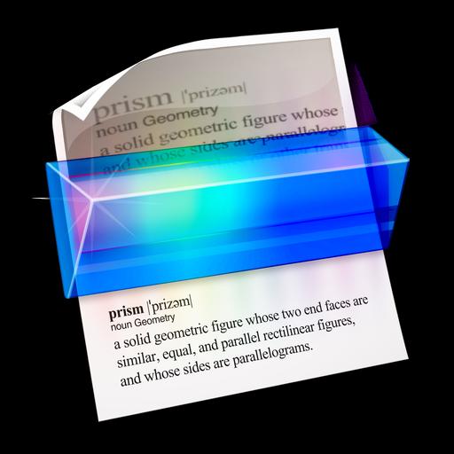 Prizmo 1.2 — сканер документов / конвертер текста