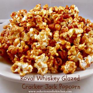 Koval Whiskey Cracker Jack Popcorn