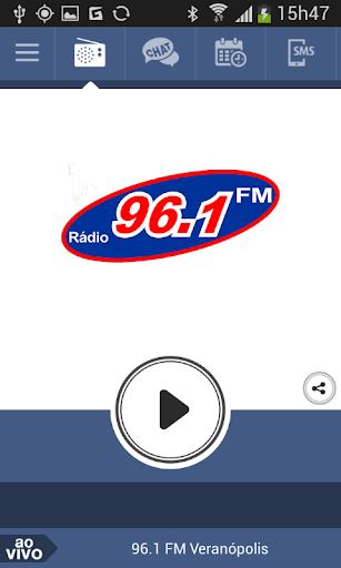 96.1 FM Veranópolis